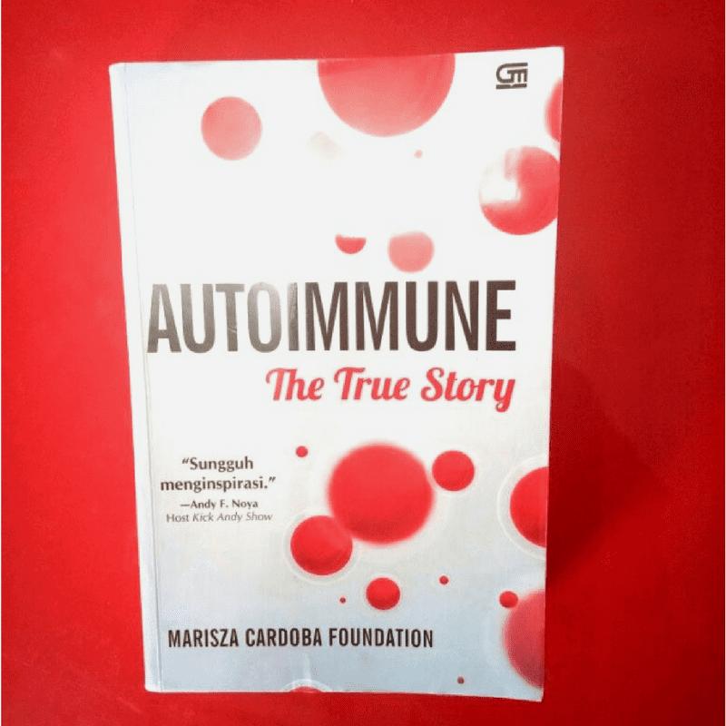 Buku Autoimun: The True Story (Review)