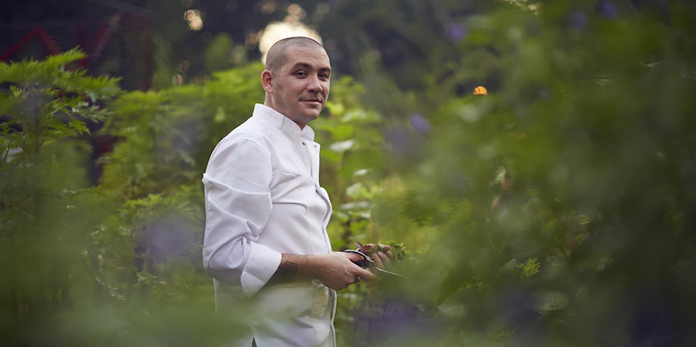 Chef Ryan Clift Grow Bali: Chef Ryan Clift Sajikan Olahan Produk Alam Bali di Bistro Berkonsep Farm-to-Table