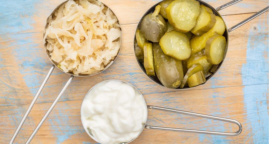 6 Makanan Fermentasi Yang Baik Untuk Ususmu Paprika Living