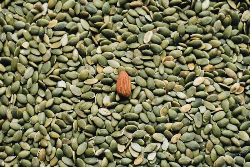 Pumpkin Seed Biji Labu Kelenjar Meningkatkan Prostat Laki-laki