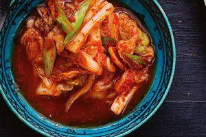 Makanan Fermentasi yang Baik untuk Ususmu: 2. Kimchi
