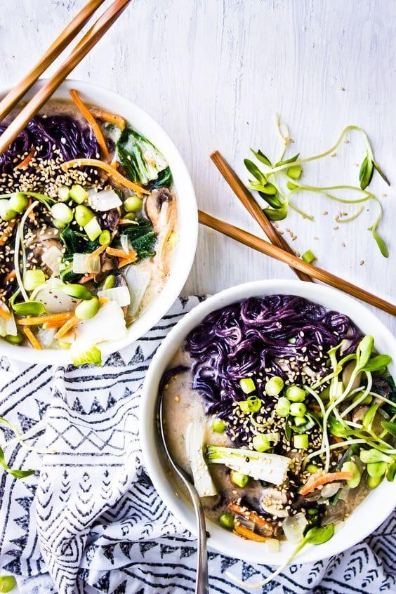 Tren Makanan Sehat 2018 ~ 5. Plant based dining