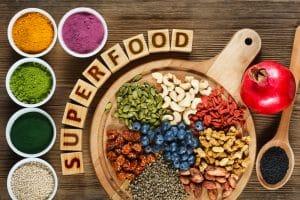 Tren Makanan Sehat 2018 ~ 2. Superfood Powders