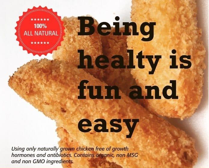 Sehat dan Lezat Nugget Ayam Kampung