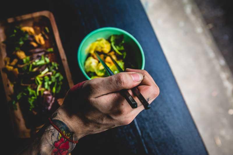 Makananmu Menentukan Moodmu. Pilih Makanan Sehat!