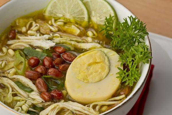 Resep Soto Ayam yang Lezat dan Sehat