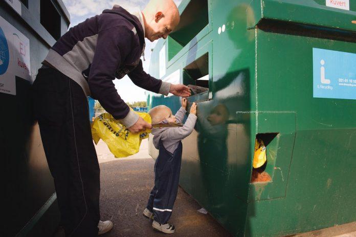 recycle swedia