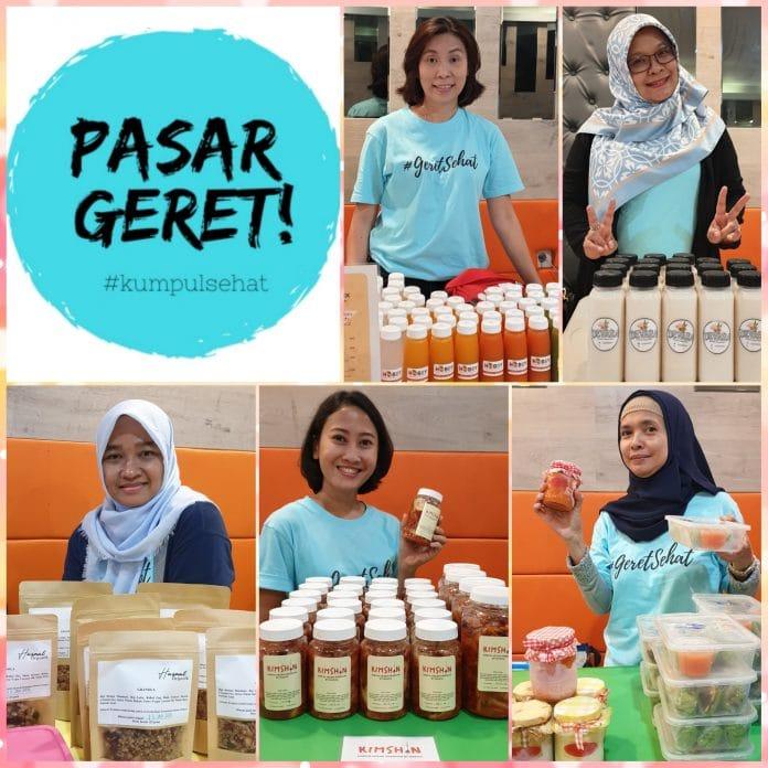 Pasar Geret: Pasarnya Produk Artisan Lokal