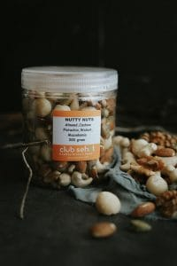 kacang-kacangan snack sehat