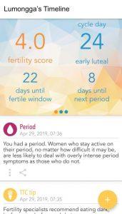 Aplikasi Menstruasi