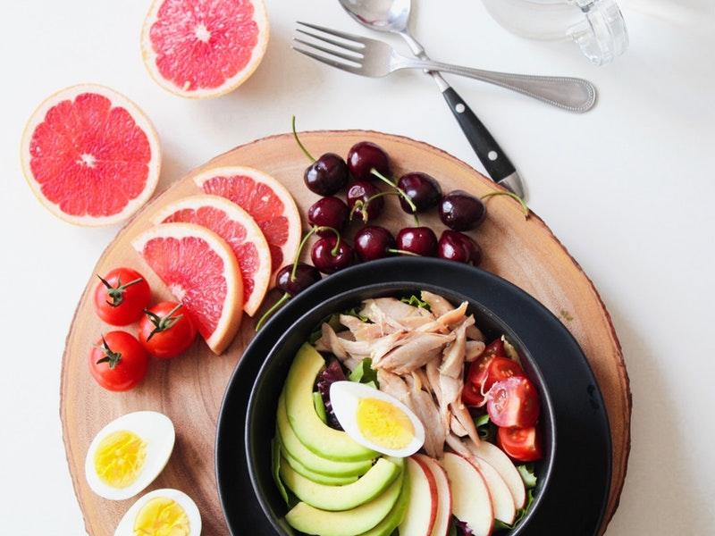 rekomendasi katering makanan sehat