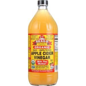 cuka apel braggs
