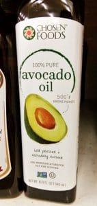 minyak avocado alpukat
