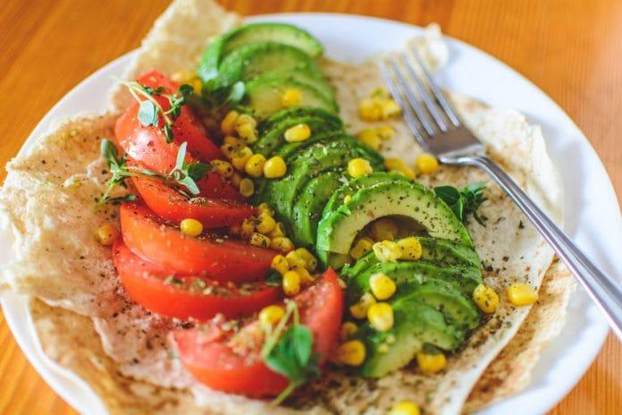 vegetarian food jakarta