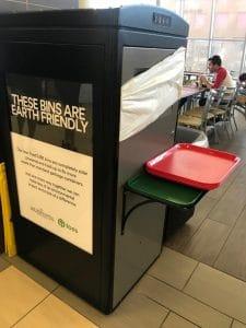 eco friendly Trash Bin