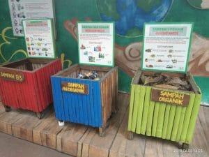 contoh pemilahan sampah