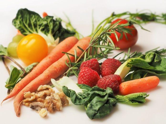 mengolah makanan sehat