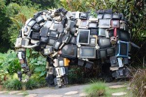 gajah-recycle