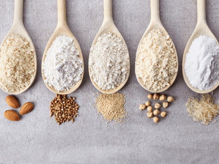 tepung bebas gluten