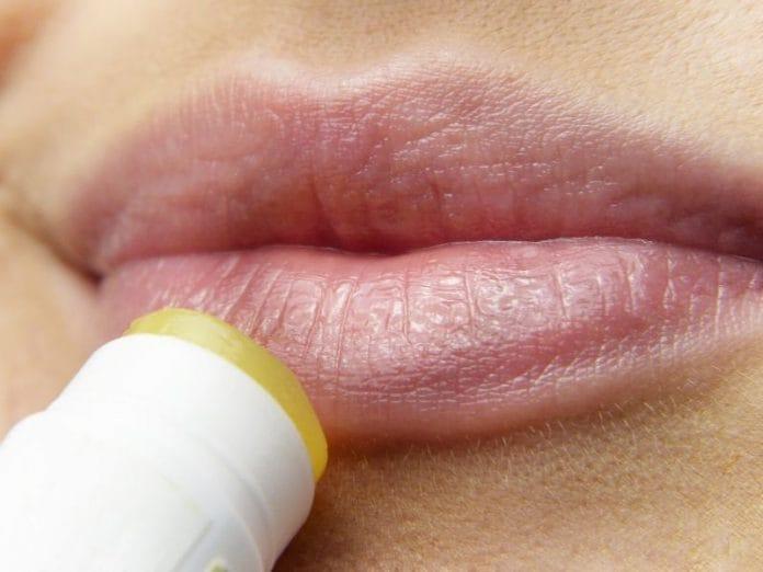 bibir sehat