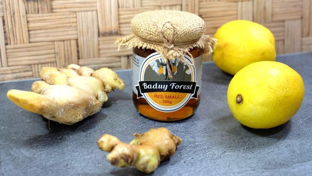 raw honey indonesia
