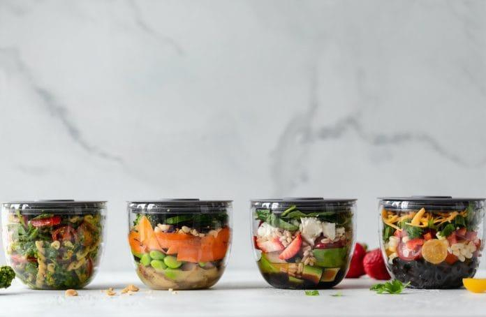 cara membuat salad dressing