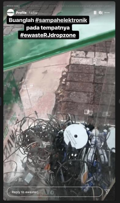 sampah elektronik jakarta
