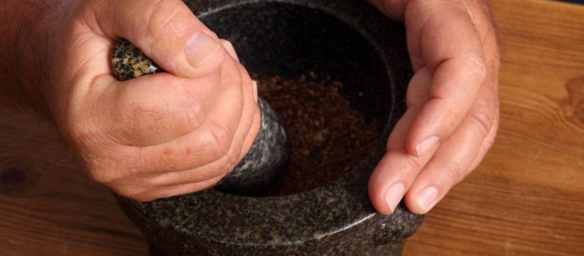 Menggerus Flaxseed